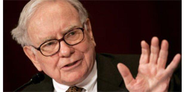 Zwei Mio. Dollar für Mittagessen mit Warren Buffet