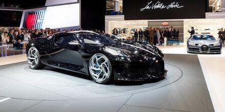 Dieser Bugatti ist teuerstes Auto der Welt