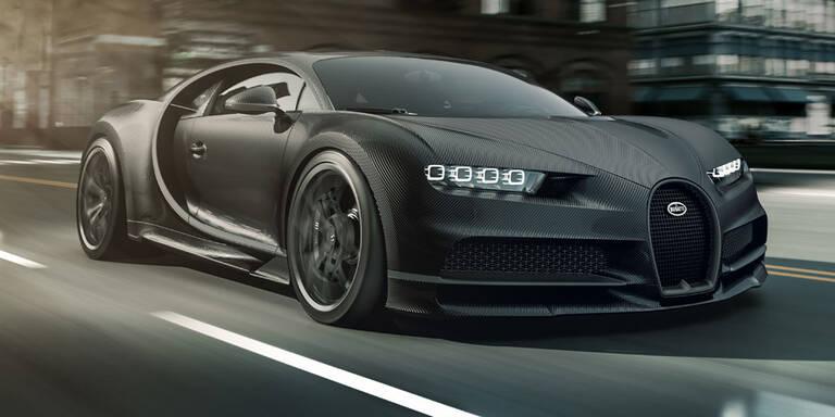 Neues Sondermodell vom Bugatti Chiron