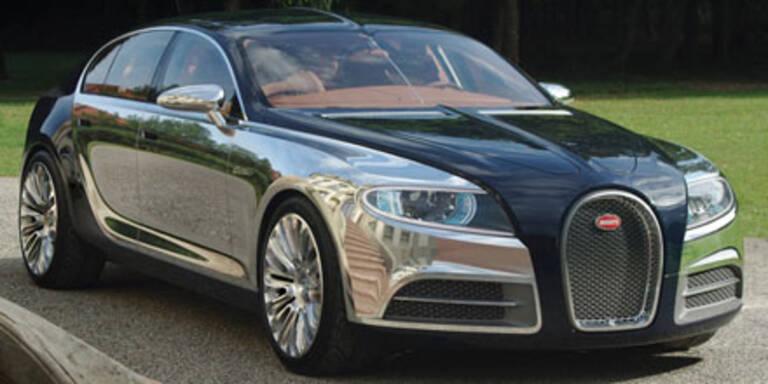 Bugatti verwirklicht den 16C Galibier