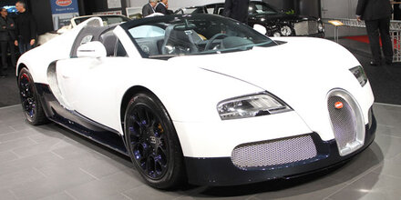 Bugatti verkauft letztes Veyron-Modell