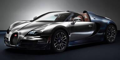 """Das ist der Veyron """"Ettore Bugatti"""""""