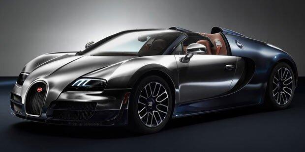 Das ist der Veyron
