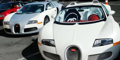 Veyron-Nachfolger soll Chiron heißen