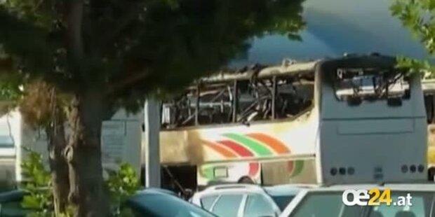 8 Tote bei Anschlag auf israelische Touristen