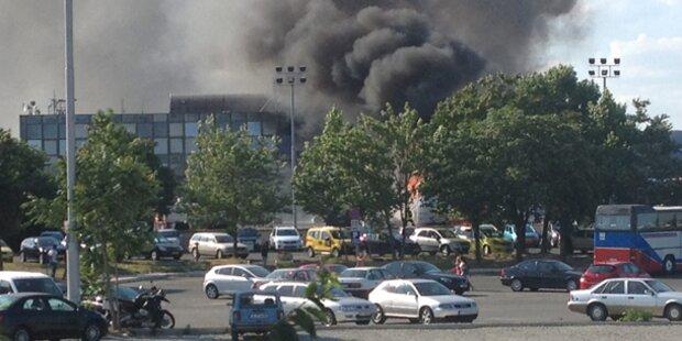 Terror- Anschlag vor Olympia