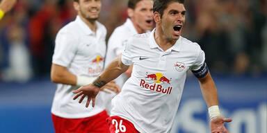 Zittersieg für Red Bull Salzburg