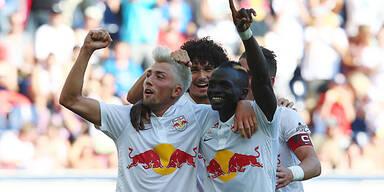 Red Bull Salzburg will endlich in die Königsklasse