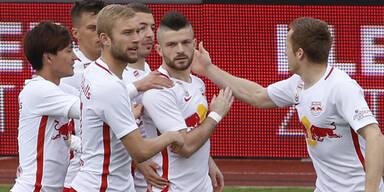 Saisonfinale gegen Altach