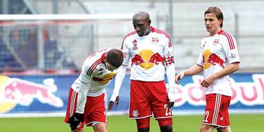 Salzburg spaziert ins Cup-Halbfinale