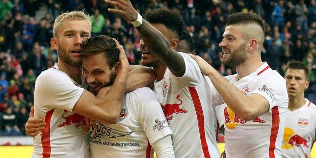 Leipzig will nächsten Salzburg-Star