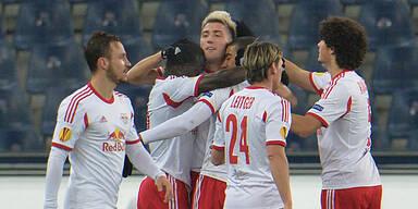 Bullen gewinnen 1:0 in Innsbruck