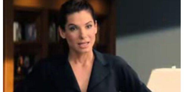 Sandra Bullock zieht sich aus
