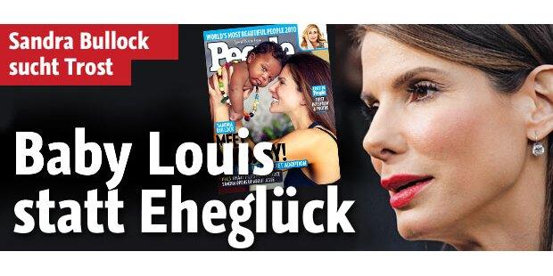 Baby Louis statt Eheglück für Sandra