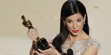 """Sandra Bullock - Oscar und """"Goldene Himbeere"""""""