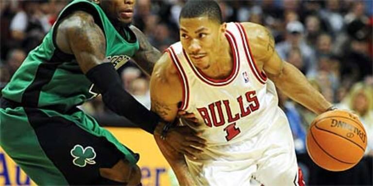 Bulls weiter im Playoff-Rennen