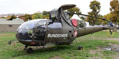 Bundesheer Helikopter