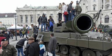 800.000 Besucher am Heldenplatz