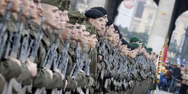 Bundesheer erlaubt Soldaten Vollbärte