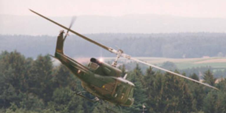 Gusenbauer nutzte Heeres-Helikopter für Reisen