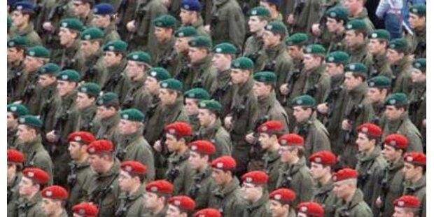 55 Soldaten an Salmonellen erkrankt