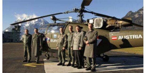 Auslandseinsätze sollen für Soldaten Pflicht werden