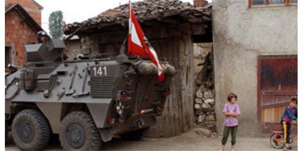 Bundesheer -Soldat im Kosovo schwer verletzt