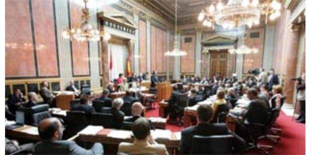 Ein Bundesrats-Mandat wandert von SPÖ zur FPÖ