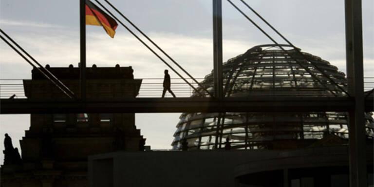 Der deutsche Bundestag (c) REUTERS