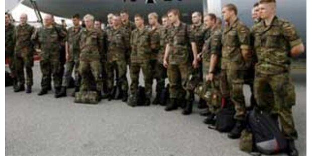 Deutschland entsendet Soldaten nach Afghanistan