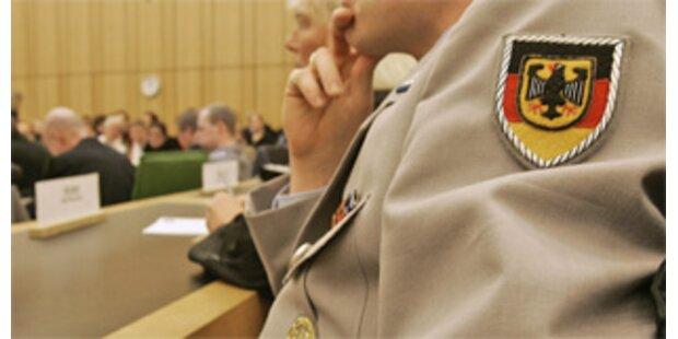 Bewährungsstrafen für Bundeswehr-Ausbilder