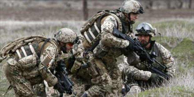 Deutsche Waffenexporte gehen weiter