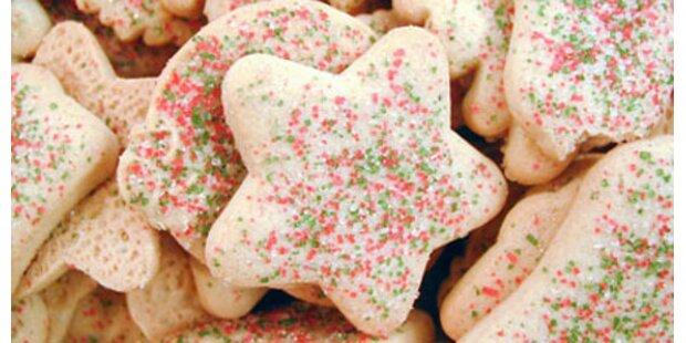 Kekse für Eilige mit wenig Aufwand