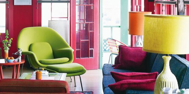 Farbe ausmalen Wohnzimmer: So setzen Sie die richtigen Akzente