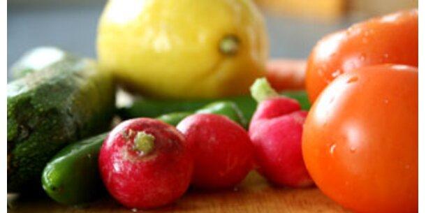Lebensmittel die wärmen oder kühlen