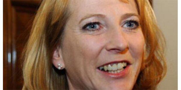 Wer wird neue Frauenministerin?