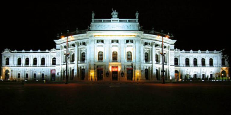 """""""Verrücktes"""" Burgtheater"""
