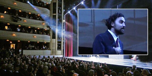 Billetteur stört Jubiläumskongress