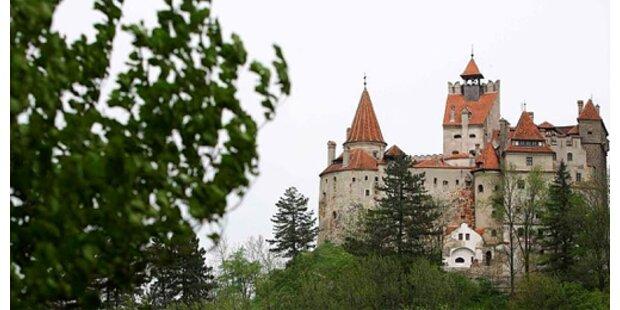 Rumänien fordert Burg zurück