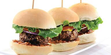 So gelingt der perfekte Burger