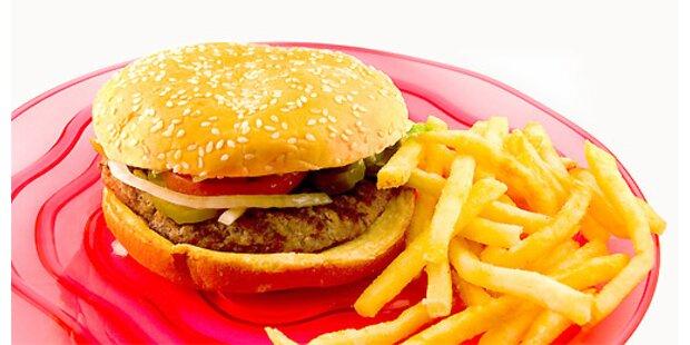Schulkinder zu dick - mittags eingesperrt