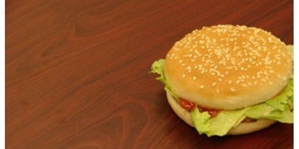 Frankreich will Hamburger und Co. besteuern