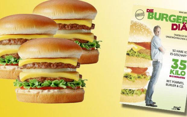 Das ist die erfolgreiche Burger-Diät