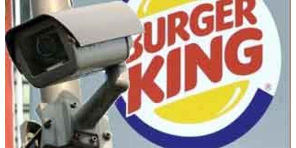 Neue Überwachungsvorwürfe gegen Burger King