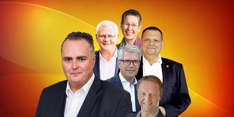 Burgenland-Wahl: Spitzenkandidat nur für SPÖ ausschlaggebend