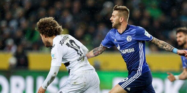 Europa League: Schalke 04 gegen Gladbach