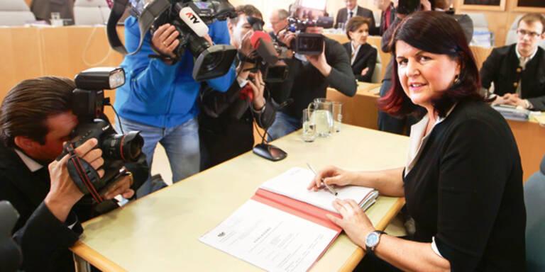 Burgstaller will Mehrparteien-Koalition