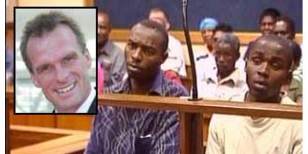 Ermordeter Österreicher - Verdächtige vor Gericht