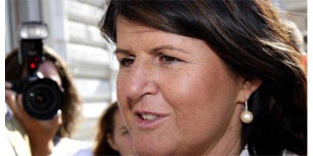 SPÖ führt in Salzburg klar
