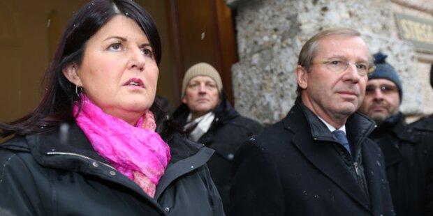 ÖVP-Chef Haslauer geht bei Wahlniederlage